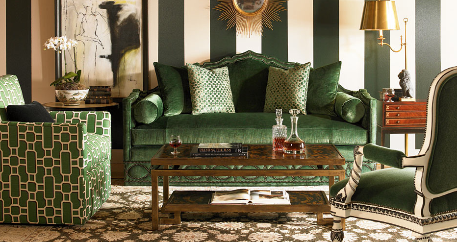 Century Furniture's de la Renta Collection.