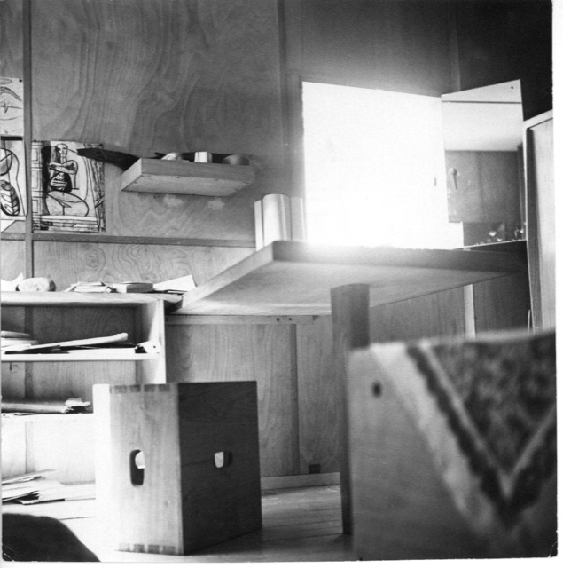 Corb's Cabanon where he was always on a patient search for meaning