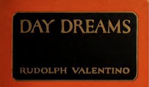 Valentino Day Dreams Cover