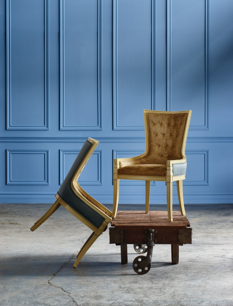 Barrymore Avignon Chairs on Saxon Henry