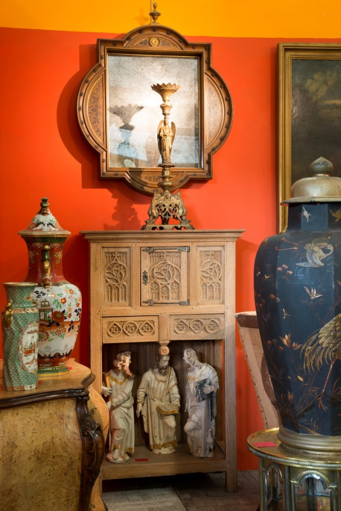 The Pearse Lukies stand at the Decorative Fair April 2015