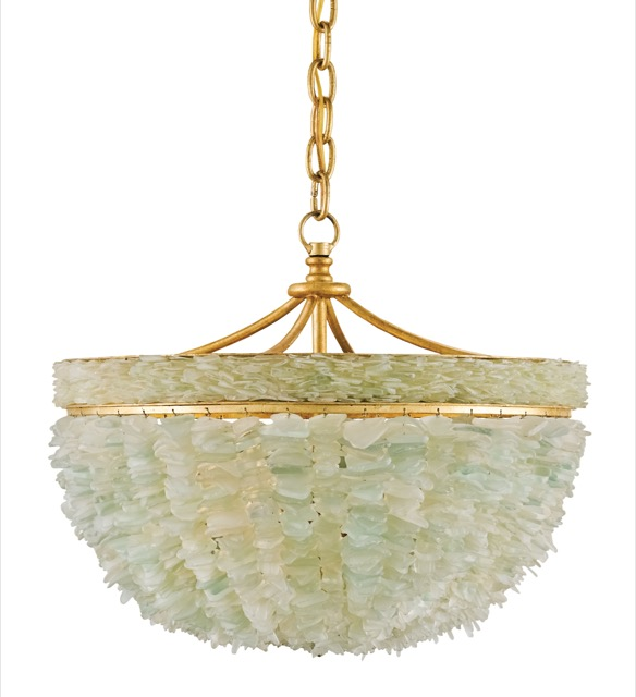 The Currey and Company Bayou Chandelier