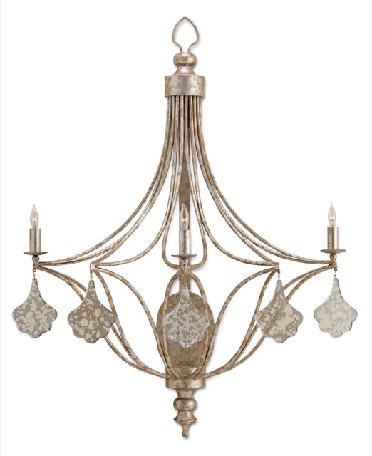 Currey and Company's Lavinia Wall Sconce