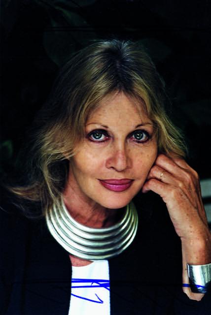 Portrait of Anouska Hempel
