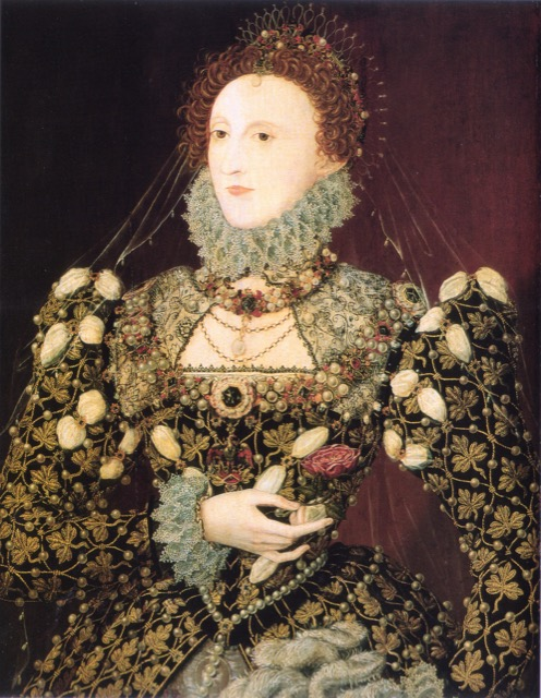 An Elizabethan portrait of Queen Elizabeth I