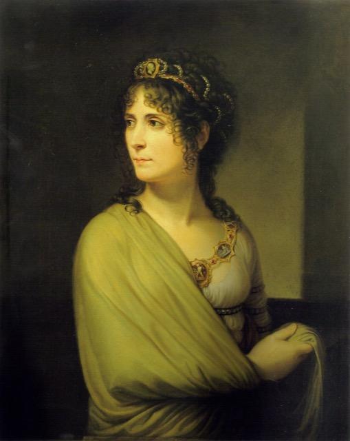 Charlotte Moss celebrates Empress Joséphine as a patron of gardening