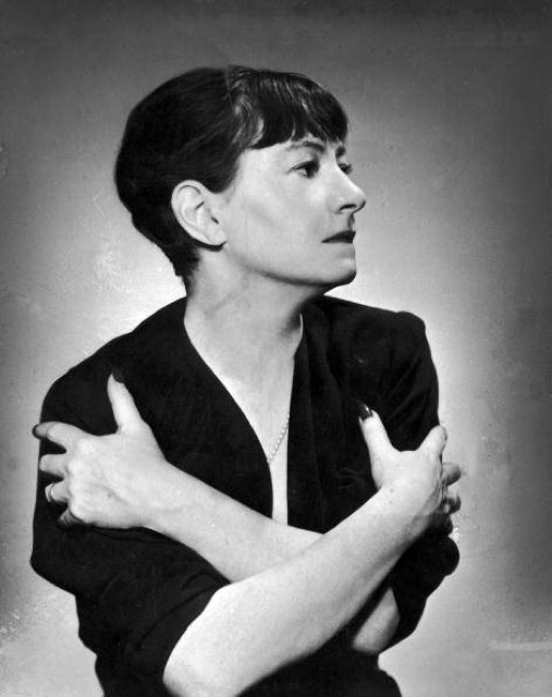 Poet, screenwriter, author Dorothy Parker