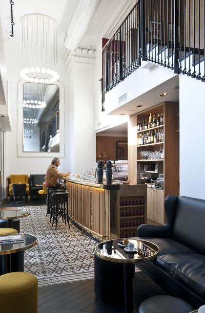 Le Vrai Brasserie Porto Nuova Milan