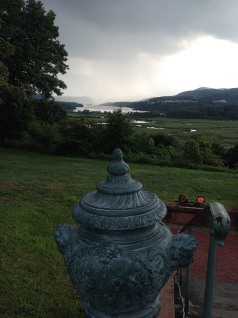 Boscobel's River Views