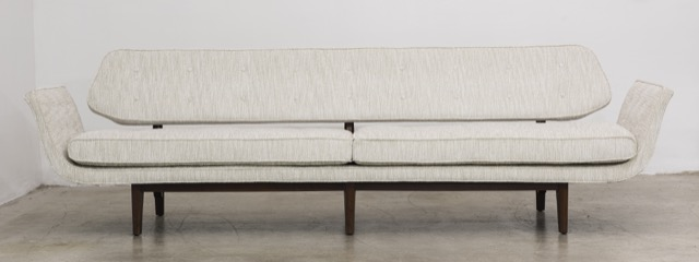 La Gondola sofa by Edward Wormley