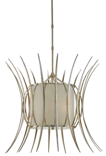 Currey and Company Solene chandelier