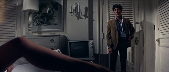 A Now Classic Scene from The Graduate