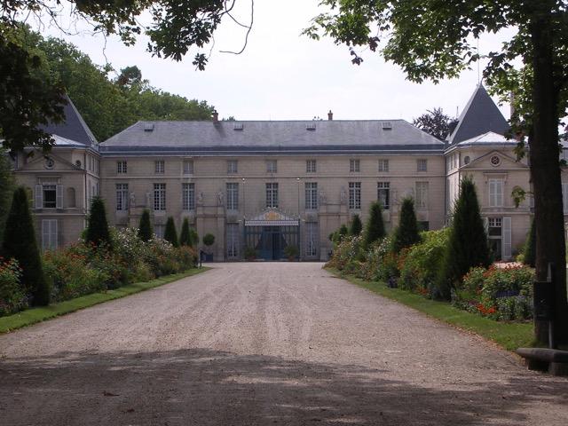 Exterior Château de Malmaison.