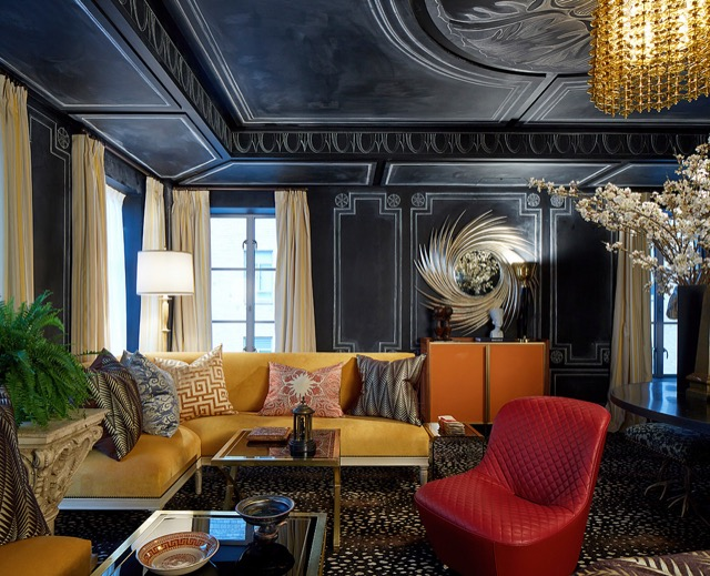 Garrow Kedigian's Napoleon Lounge at Kips Bay