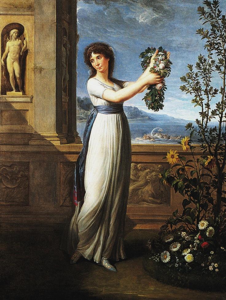 Josephine de Beauharnais in 1796