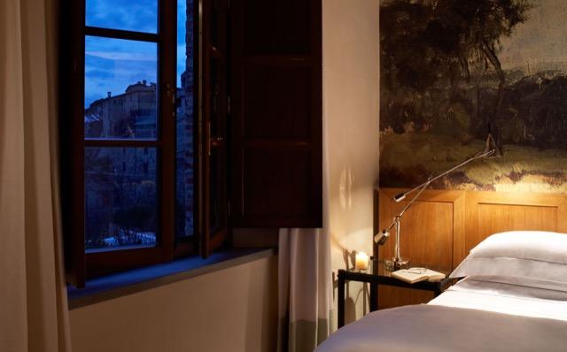 Castel Monastero Bedroom