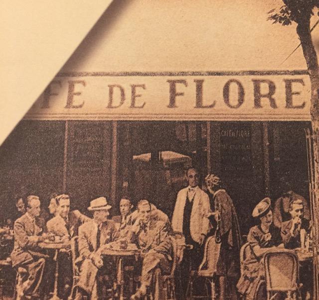 Café de Flore Menu