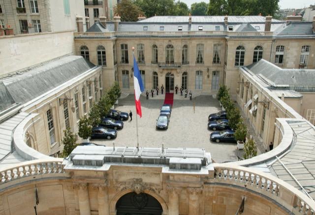 Hotel de Matignon Paris