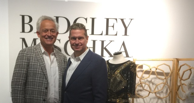 Mark Badgley and James Mischka at High Point Market