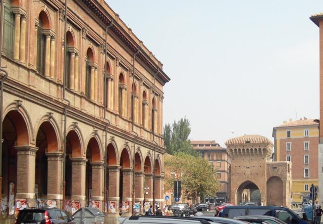 Porta San Donato from University