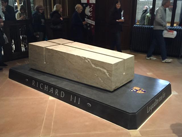 Richard III New Tomb