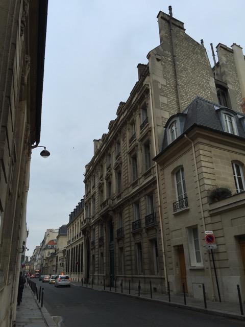 rue de Varenne Paris