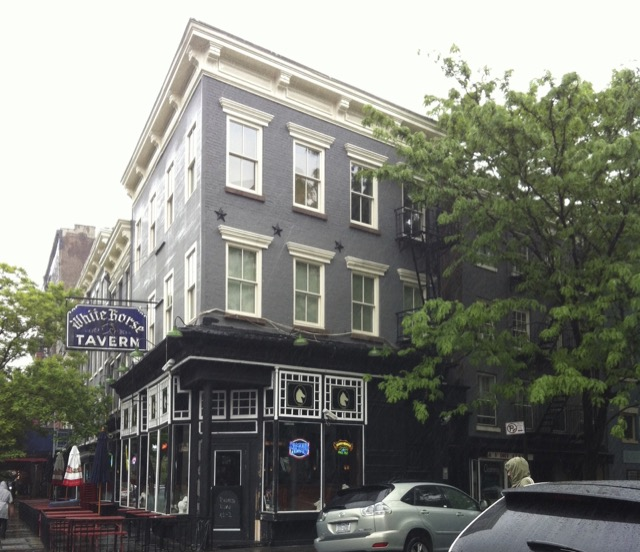 The White Horse Tavern in NYC