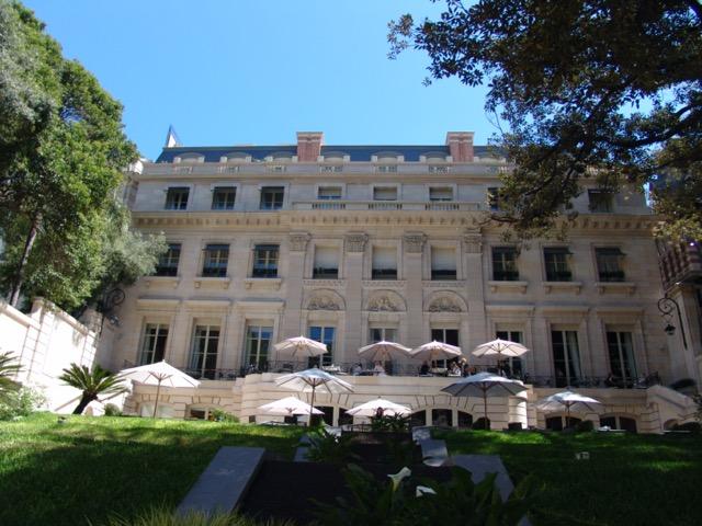 Palacio Duhau, now the Park Hyatt Buenos Aires. Image © Saxon Henry.