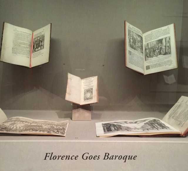 Renaissance-era books on display at the National Gallery of Art. Image © Saxon Henry.