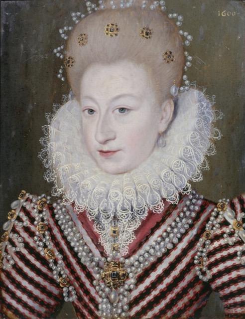 Catherine Henriette de Balzac d'Entragues, royal mistress to King Henry IV, inspired Balzac's noble persona.
