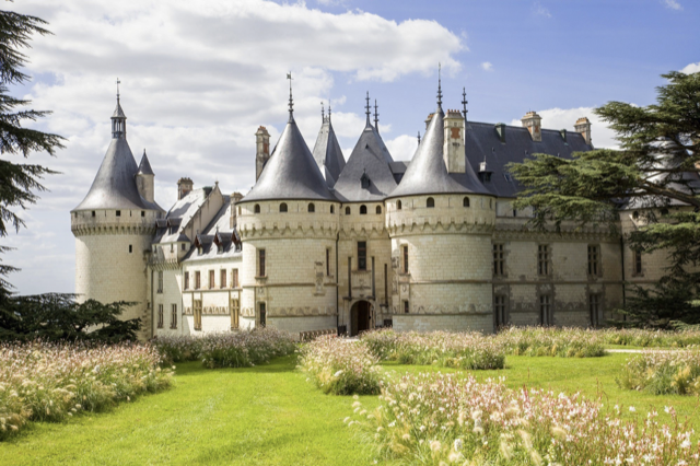 Château de Chaumont in France where de Staël was sent at the Emperor's displeasure.