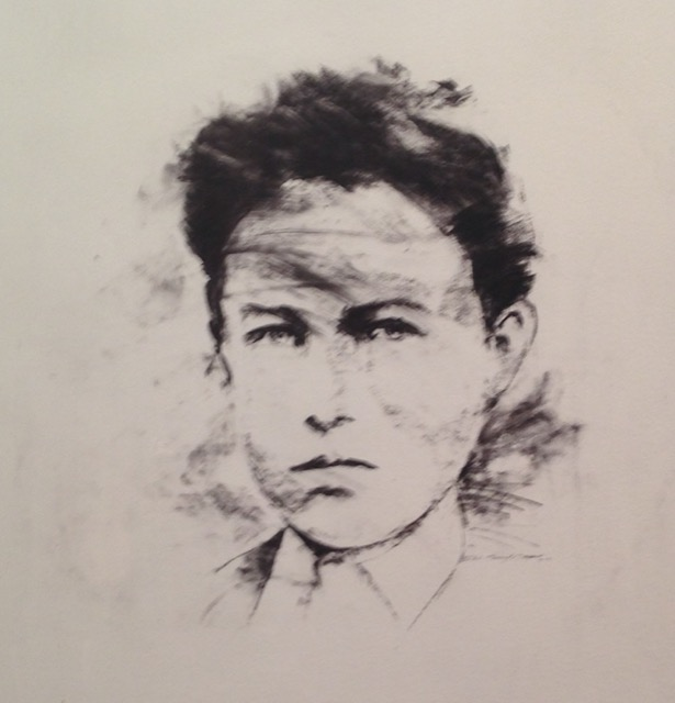 French poet Arthur Rimbaud.