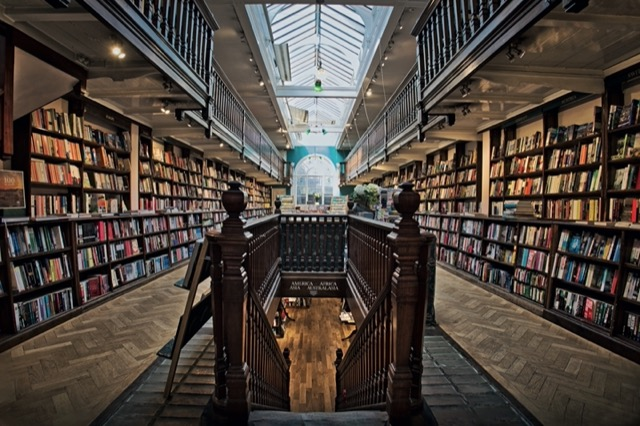 Daunt Books in London is also featured in Bookstores. Image © Horst A. Friedrichs.