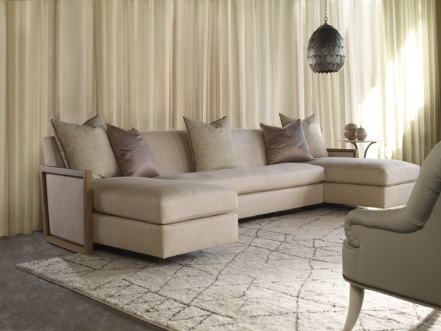 The Aloysius sectional by Barry Dixon through Tomlinson/Erwin-Lambeth.