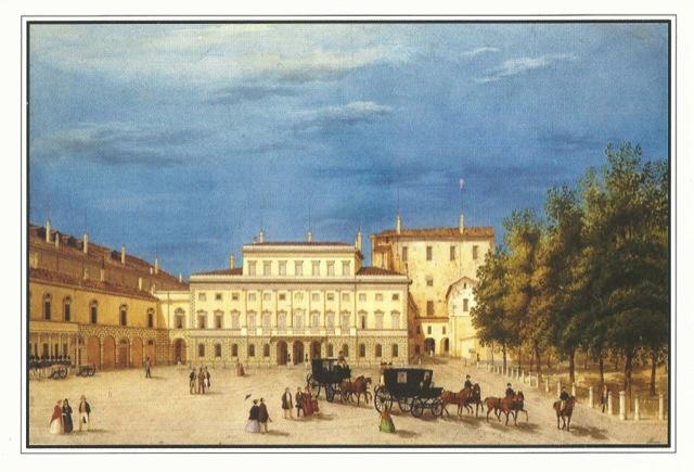 Parma Italy's Riserva Palace