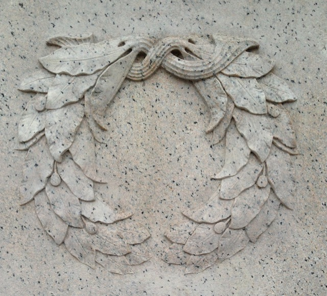 The laurel wreath by Saxon Henry