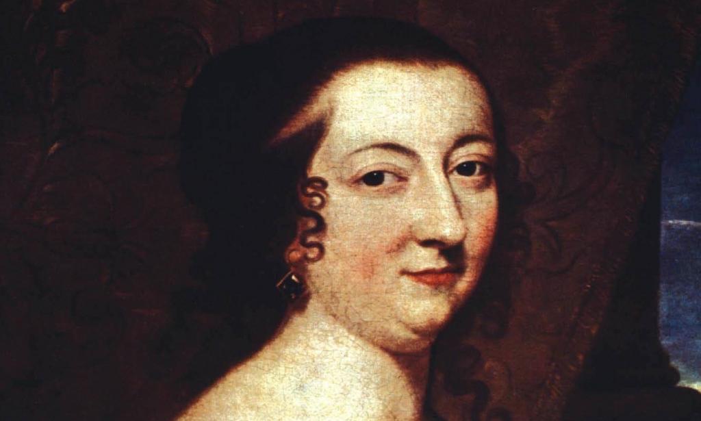 Catherine de Vivonne the Marquise de Rambouillet