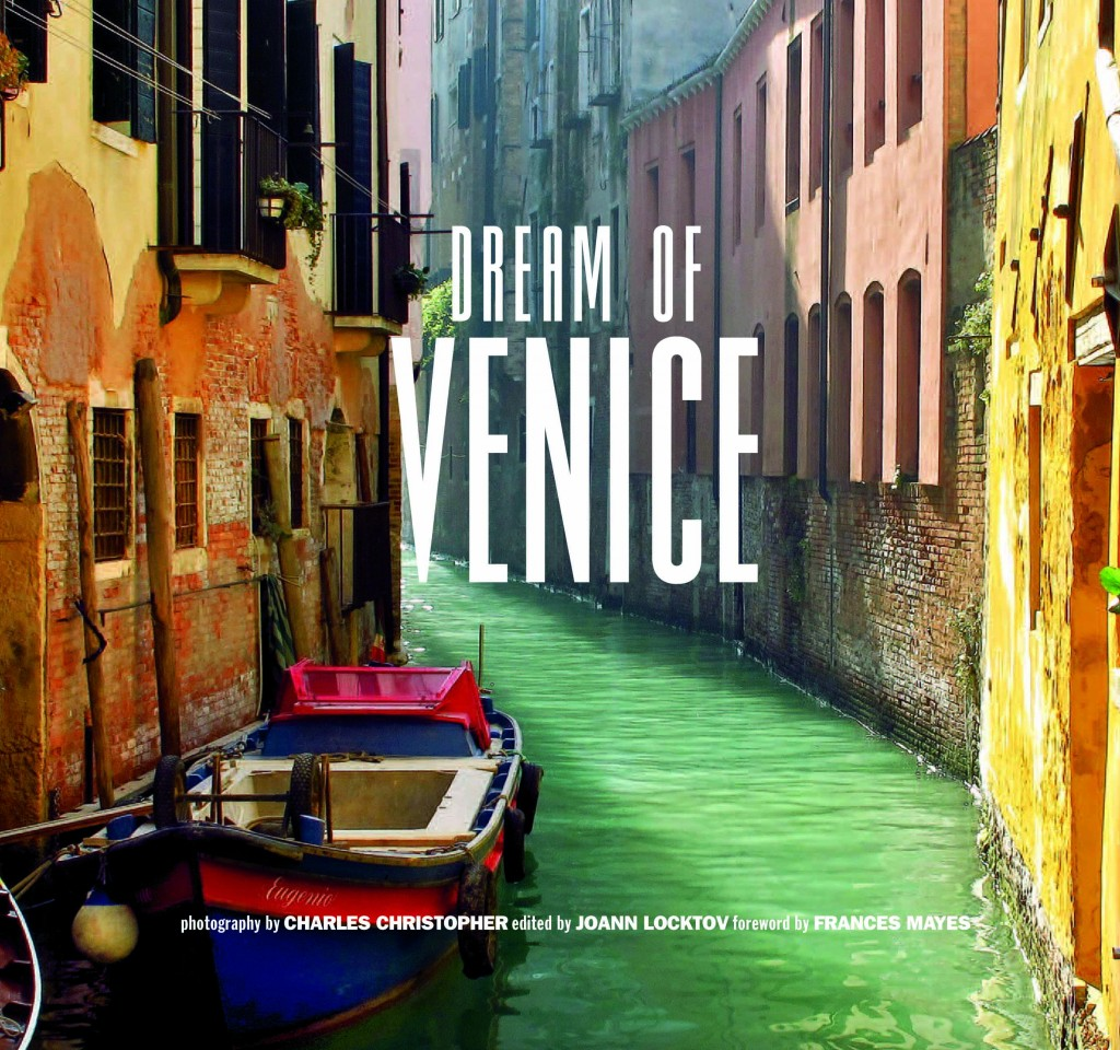 Cover of Dream of Venice on Saxon Henry blog