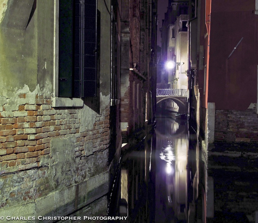 Linus Roache Dream of Venice