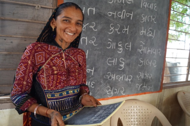 Welspun supports school in India