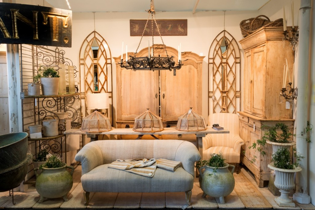 The No.1 Lewes stand at the Decorative Fair April 2015