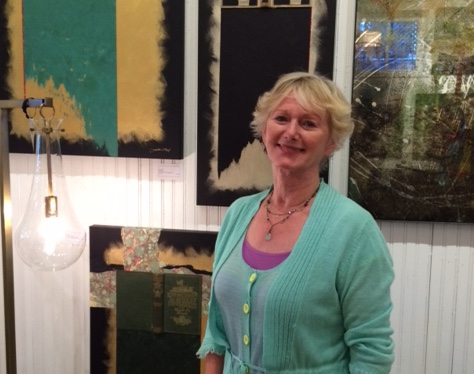Judith Paul, Mixed-Media Artist