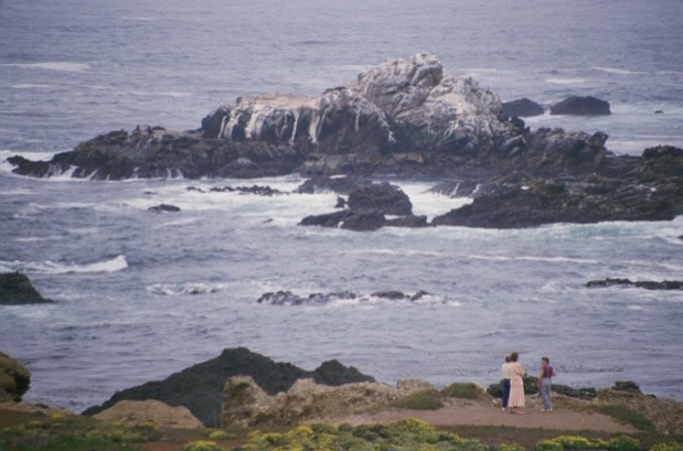 Saxon Henry photographs the California coast