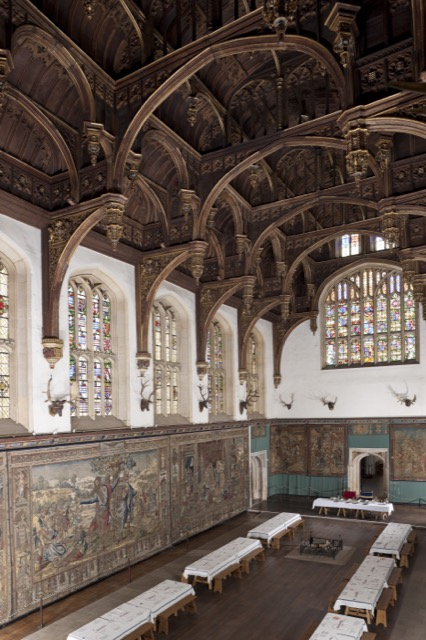 The Great Hall of Hampton Court Palace
