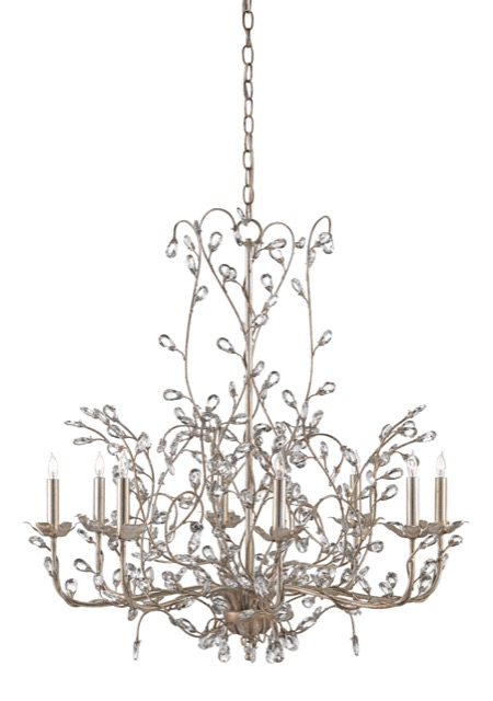 Currey and Company's Belgravia Chandelier