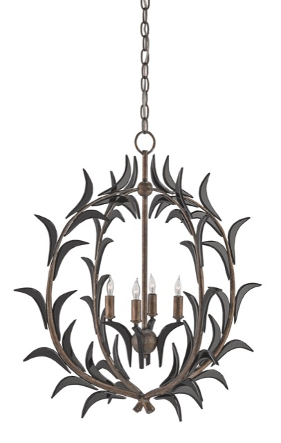 Currey and Company's Malverne Chandelier