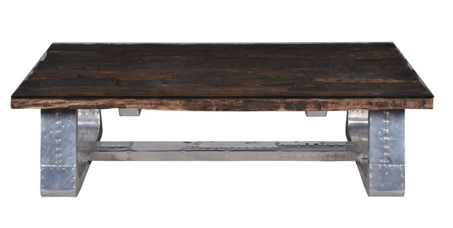 Timothy Oulton's Tracks coffee table