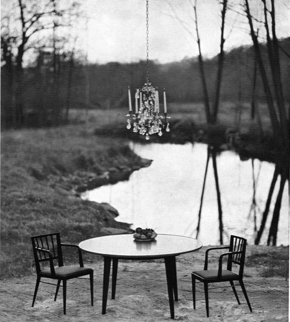 Edward Wormley Dunbar Furniture in 1952