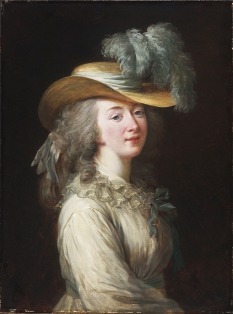 Madame du Barry, one of the most fashionable mistresses of Louis XV. Image courtesy WikiMedia.
