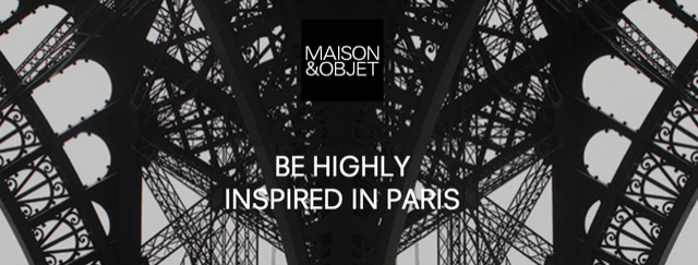 Saxon Henry goes to Maison et Objet to be Highly Inspired in Paris